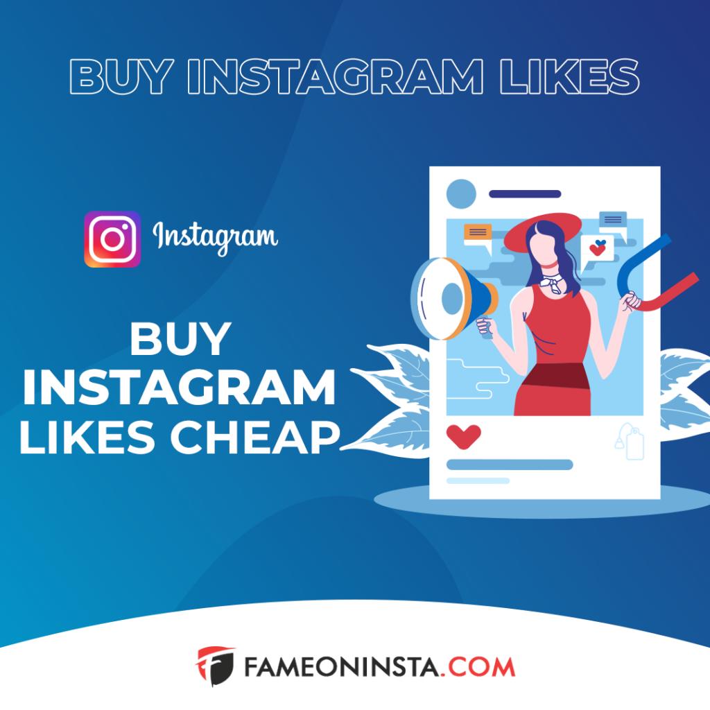 buy Instagram likes cheap