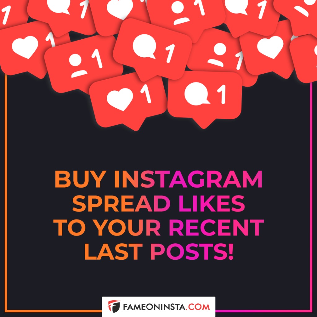 buy spread likes on Instagram