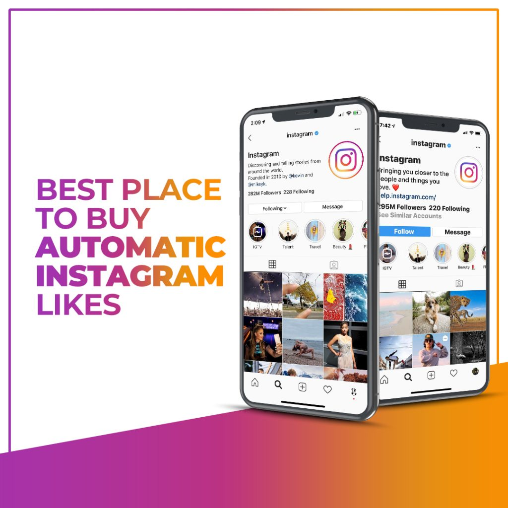Best Place to Buy Automatic Instagram Likes – Fameoninsta